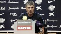 """Juande Ramos:""""El del Espanyol será un encuentro de máxima igualdad"""""""