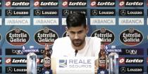"""Juanfran Moreno: """"El objetivo es la permanencia"""""""