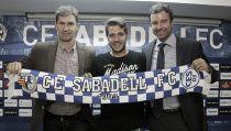"""Juanjo Ciércoles: """"Estoy muy cómodo en el CE Sabadell"""""""
