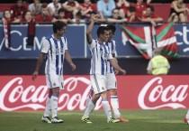 Osasuna - Real Sociedad: puntuaciones de la Real Sociedad, jornada 2 de Primera División