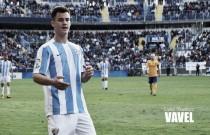 Juanpi renueva con el Málaga hasta 2021