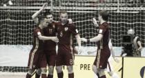 Rusia espera rival en cuartos de final