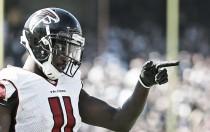 Los Falcons vuelven a Atlanta con una victoria más que trabajada