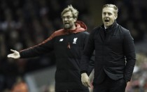 Garry Monk reflects on Liverpool defeat