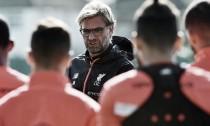 """Jurgen Klopp:""""Todos los jugadores son importantes y están muy involucrados, esa es la verdad"""""""