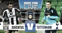 Spurs defeated by Juventus in opening ICC match