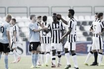 Youth League: la Juve pareggia 1-1 in Grecia