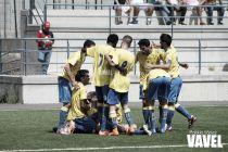 Las Palmas logra su billete hacia los cuartos de final de la Copa del Rey Juvenil