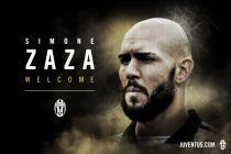 Juventus sign Simone Zaza