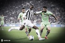 Paul Pogba ruled out for a week with a sprained ankle