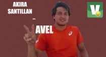 "Entrevista. Akira Santillan: ""Mi objetivo es jugar este US Open"""