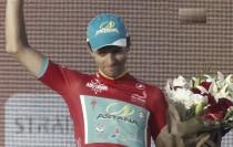 Abu Dhabi Tour, Kangert vince in salita