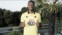 Christian Kabasele expresses excitement about starting at Watford