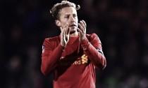 Lucas Leiva volta a marcar após sete anos e enaltece trabalho coletivo do Liverpool