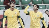Coppa America 2015, il Brasile convocati altri 7 giocatori: ci sono Kaka, Felipe Anderson e Neto