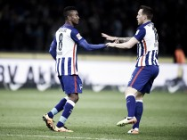 Hertha BSC 2-2 Hanover 96: Kalou steals point late in match