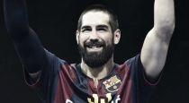 Karabatic abandona el Barça y pone rumbo a París