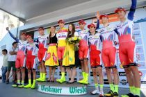 Katusha bate a MTN en la CRE inicial de la Vuelta a Austria