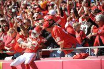 Ancora una vittoria per i Chiefs, Denver dilaga nell'ultimo quarto
