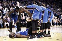 Resumen NBA: jornada de reapariciones, sustos y emoción