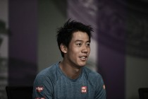 "Kei Nishikori: ""Amaré Wimbledon cuando gane partidos"""