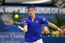 ATP Memphis: Kei Nishikori Leads Charge Into Semifinals