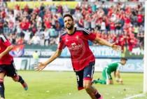 El ascenso directo de Osasuna pasa por Leganés