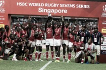 Singapore Sevens: Kenya stun Fiji to claim maiden World Series event win