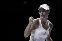 Kerber continúa invicta y ayuda a Cibulkova