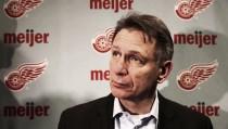Ken Holland propone una ampliación de plazas para los Playoffs de la NHL