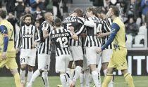 Diretta Juventus - Chievo Verona, risultati live Serie A