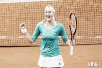 Mladenovic deja fuera a Pliskova en su debut en Dubai