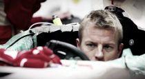 """Kimi Raikkonen: """"Tenemos aún mucho trabajo que hacer"""""""