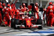 """Ungheria, Vettel: """"Ce l'abbiamo messa tutta"""", Raikkonen: """"Non spetta a me decidere le penalità"""""""