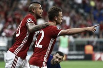 Bayern Munich 5-0 FC Rostov: Kimmich stars in comfortable opening victory for Ancelotti's side