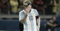 """Messi desabafa sobre crise da Seleção Argentina: """"Situação de m..."""""""