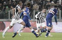 Diretta Juventus - Sampdoria, risultati live di Serie A