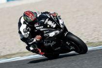Rea domina el primer día de test privado para los pilotos de SBK en Jerez