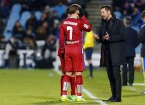 """Simeone: """"Jugamos con el riesgo del resultado, pero hay un trabajo defensivo enorme"""""""