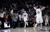 Klay Thompson se luce para entrar en la historia de la NBA
