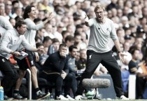Jürgen Klopp rues Liverpool's wasteful finishing after 1-1 draw with Tottenham