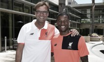 "Wijnaldum brings qualities into the Liverpool squad ""that we didn't have before"", says Jürgen Klopp"