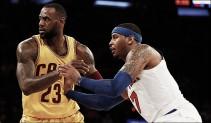 Previa New York Knicks - Cleveland Cavaliers: el campeón contra el eterno aspirante