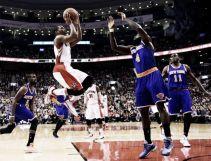 Unos sólidos Raptors vencen a los Knicks y continúan líderes del Este