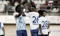 "Bakary Koné: ""Soy muy competitivo"""