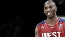 Kobe Bryant dice adiós a los All-Star