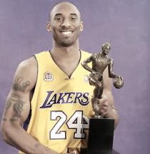 Kobe: ''El MVP debería ser compartido''