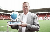 Koeman up for manager of the month award, van Dijk competing for the player's accolade