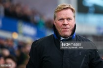 Koeman remains upbeat despite Everton's defeat to Tottenham