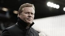 """Ronald Koeman: """"Van Gaal ha estado bajo mucha presión durante meses"""""""